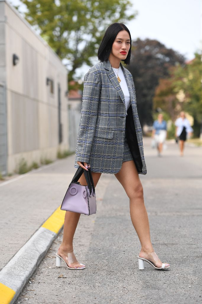 lilac color trend 2018 copenhagen fashion week