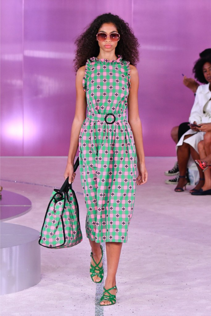 Kate Spade, runway spring 2019 collection