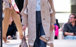 Burberry Spring 2019 Collection at London Fashion Week