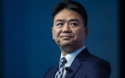 JD.com founder Richard Liu (Liu Qiangdong)