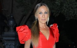 Sarah Jessica Parker arrives at the