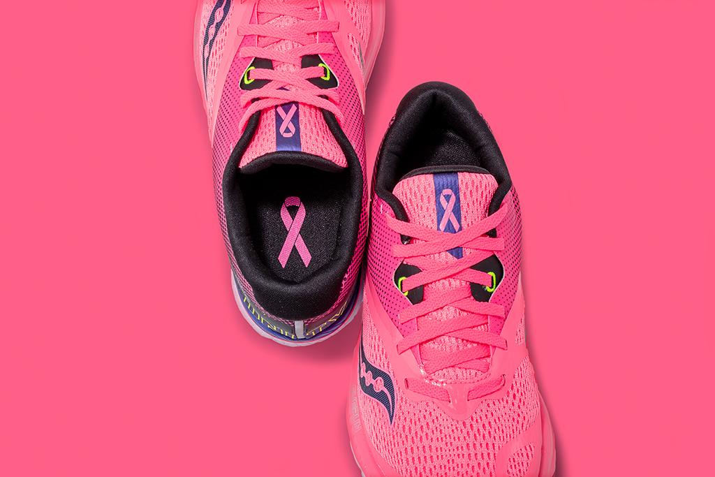 Saucony Kinvara 9 Unity Breast Cancer Awareness Month