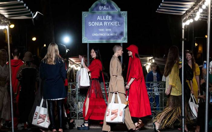 Sonia Rykiel spring '19.