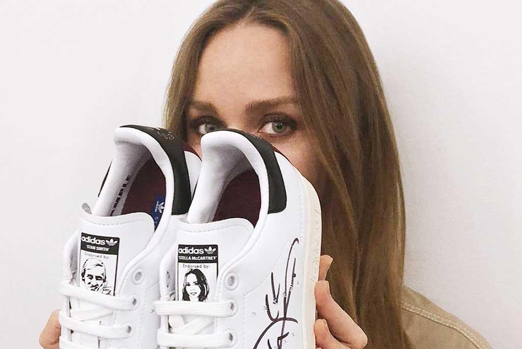 Vegan Stan Smith Sneaker – Footwear News