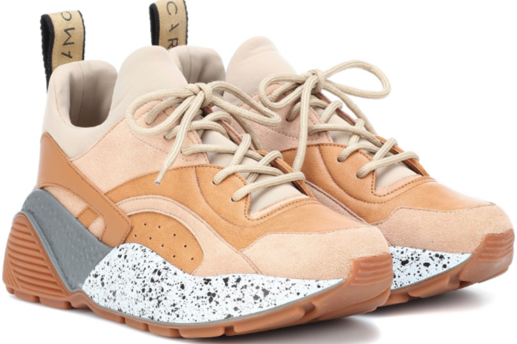 stella mccartney fashion sneakers fall 2018