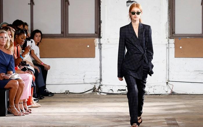 Tibi show, Runway, Spring Summer 2019, New York Fashion Week, USA – 09 Sep 2018
