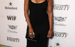 Celebrities at Variety Pre-Emmys Party