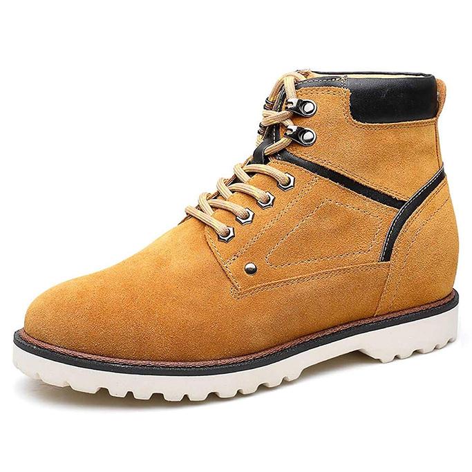 Chamaripa Suede Hiking Boots