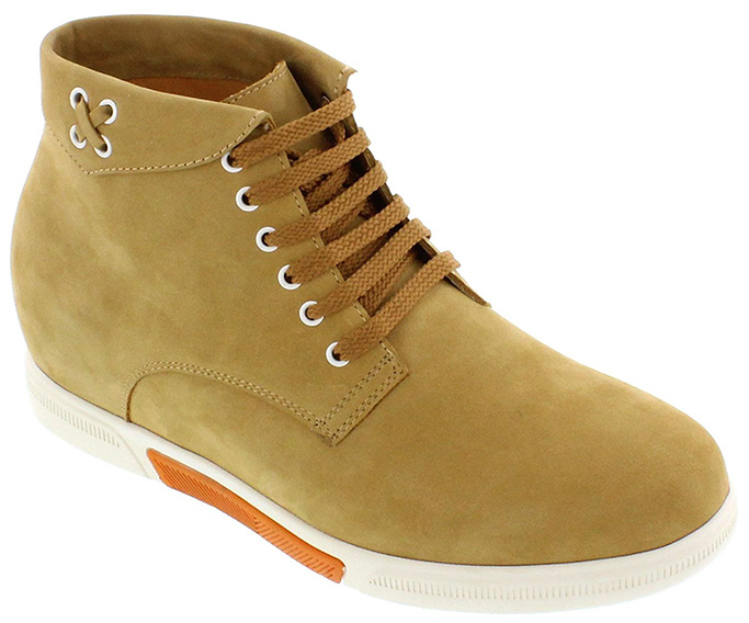 TotoNubuck Desert Sand Lace-up Boots