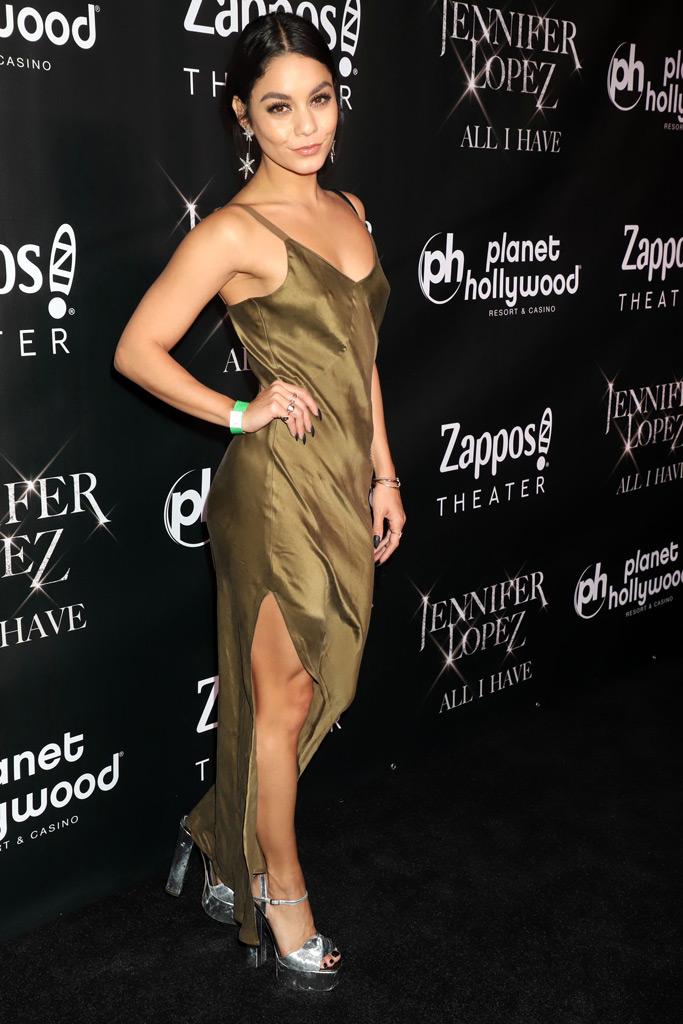 Vanessa Hudgens, Giuseppe Zanotti, sandals, Jennifer Lopez