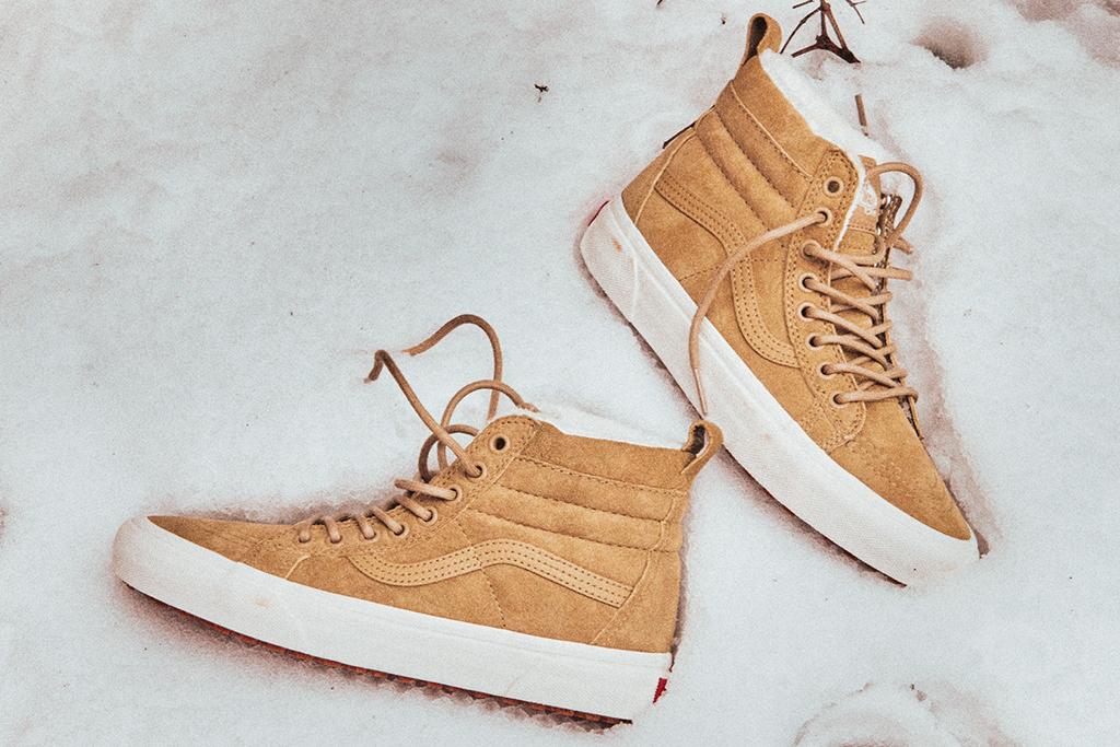 Vans Has New Sneakers Coming Built to