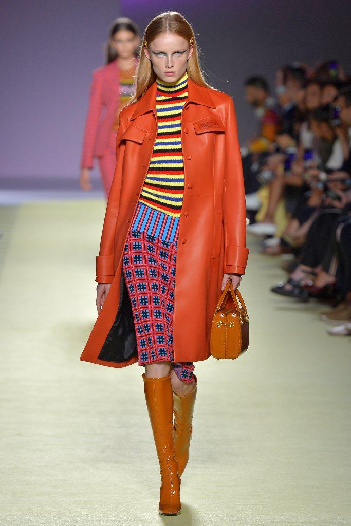 versace spring 2019 color trend