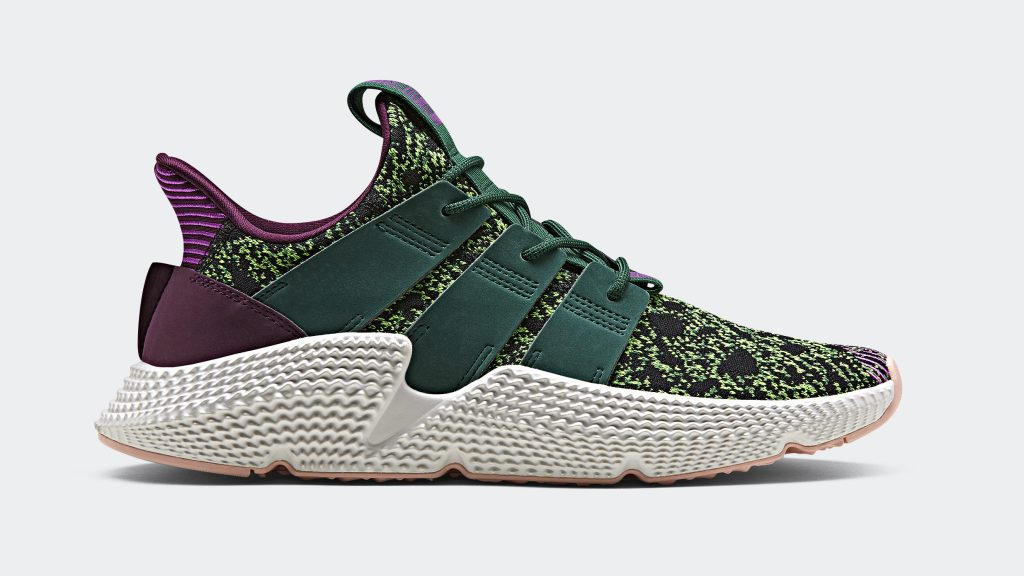 Dragon Ball Z x Adidas Prophere 'Cell'