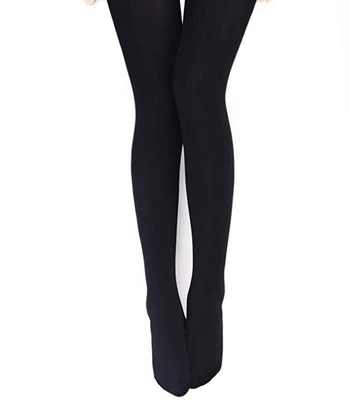 Vero Monte Fleece-Lined Tights
