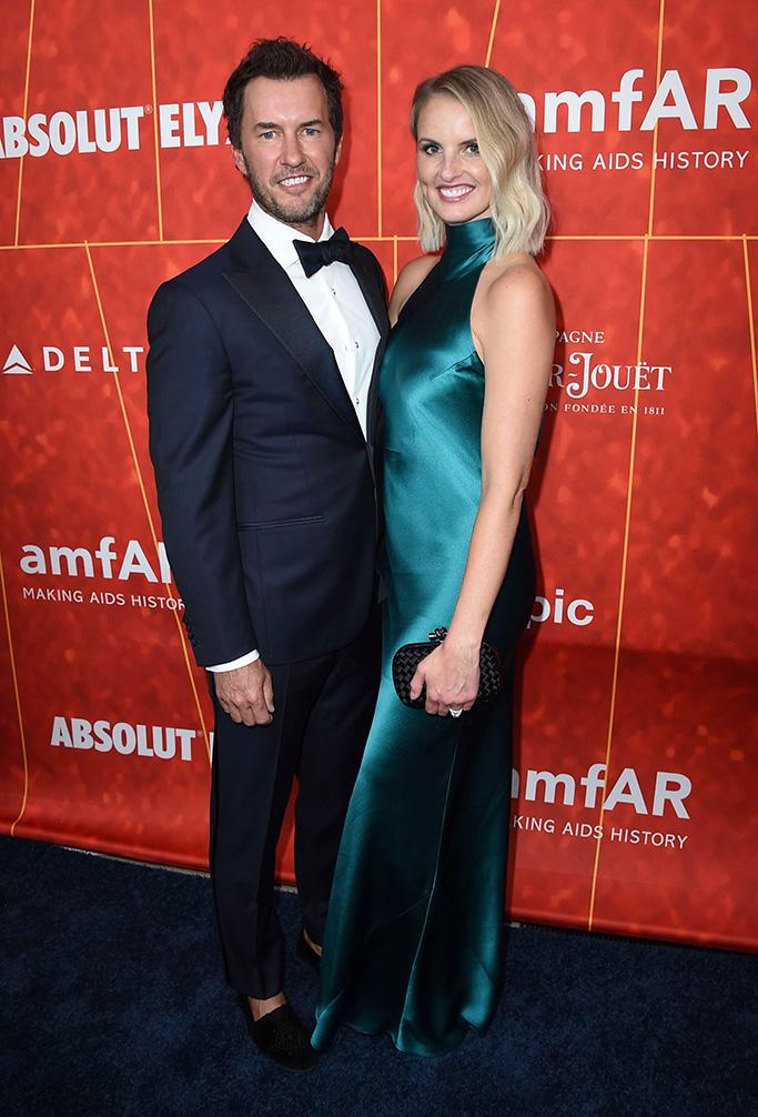 Blake Mycoskie and Heather Lang2018 amfAR Inspiration Gala Los Angeles, Beverly Hills, USA - 18 Oct 2018