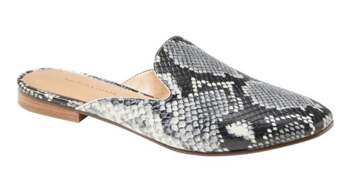 Demi Loafer Slide