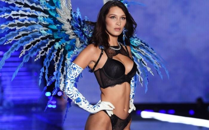 bella hadid victoria's secret fashion show