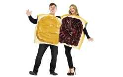 Peanut Butter and Jelly Couples Halloween