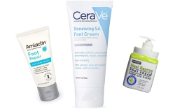 best foot creams