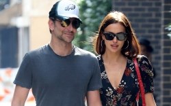 Bradley Cooper takes his daughter for