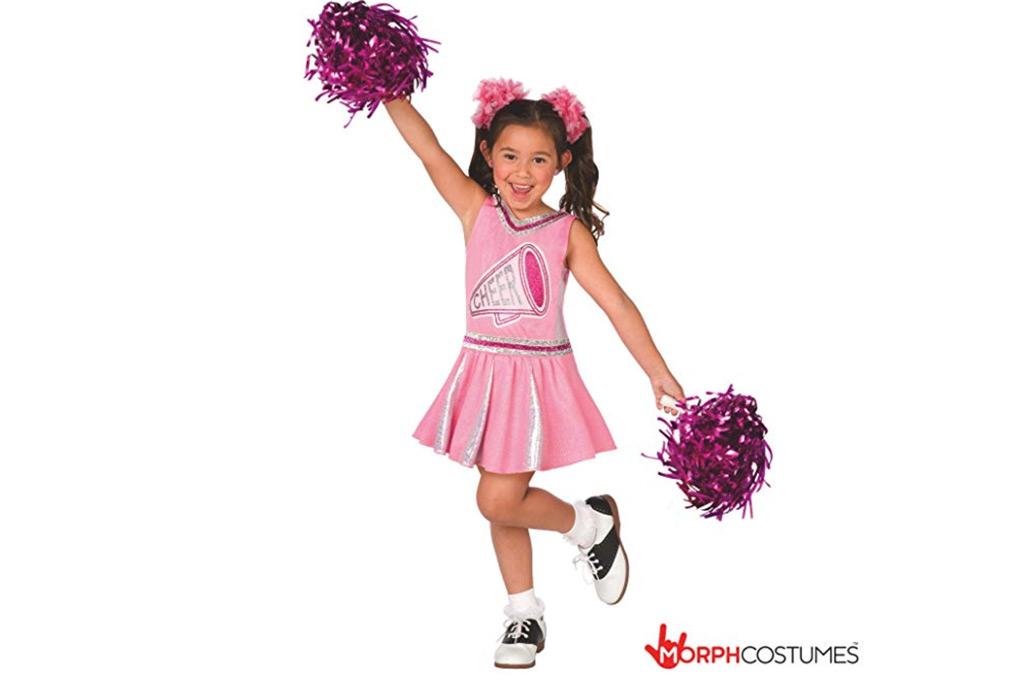 Morph Cheerleader Costume