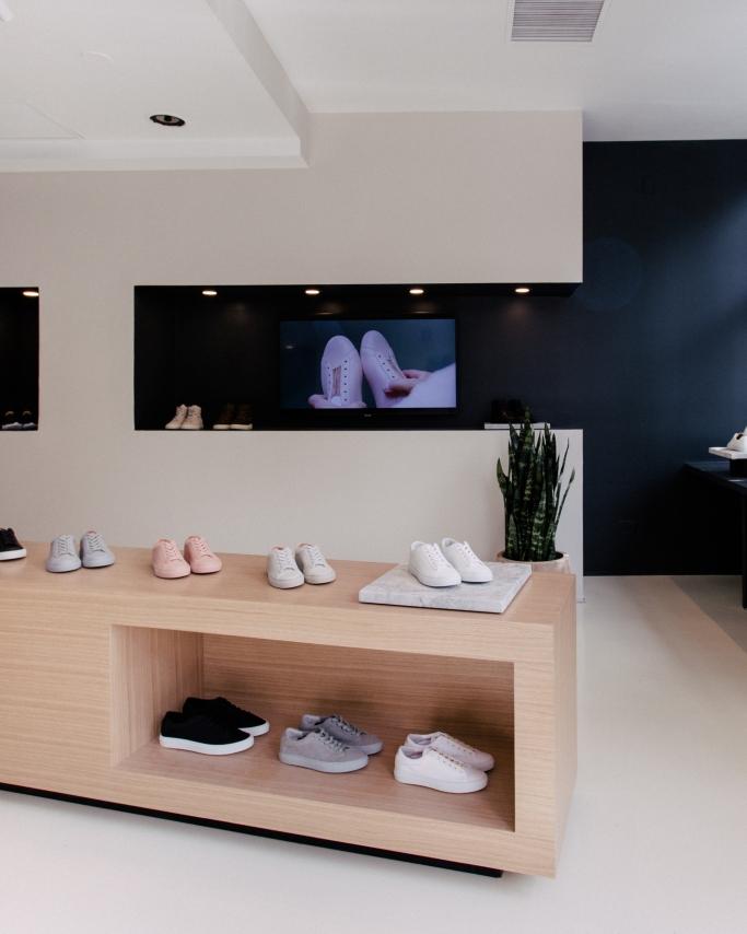 Koio Chicago flagship store