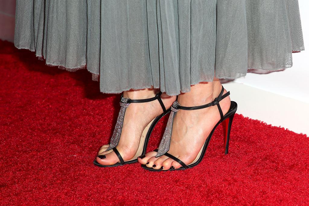 Emilia Clarke Christian Louboutin Shoes