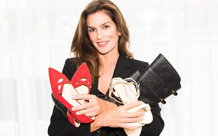 Cindy Crawford Sarah Flint Shoes