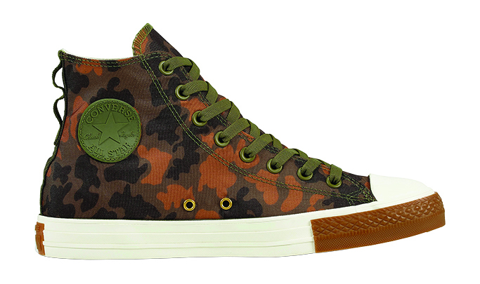 Converse Chuck Taylor All Star Hi Camouflage Shoes