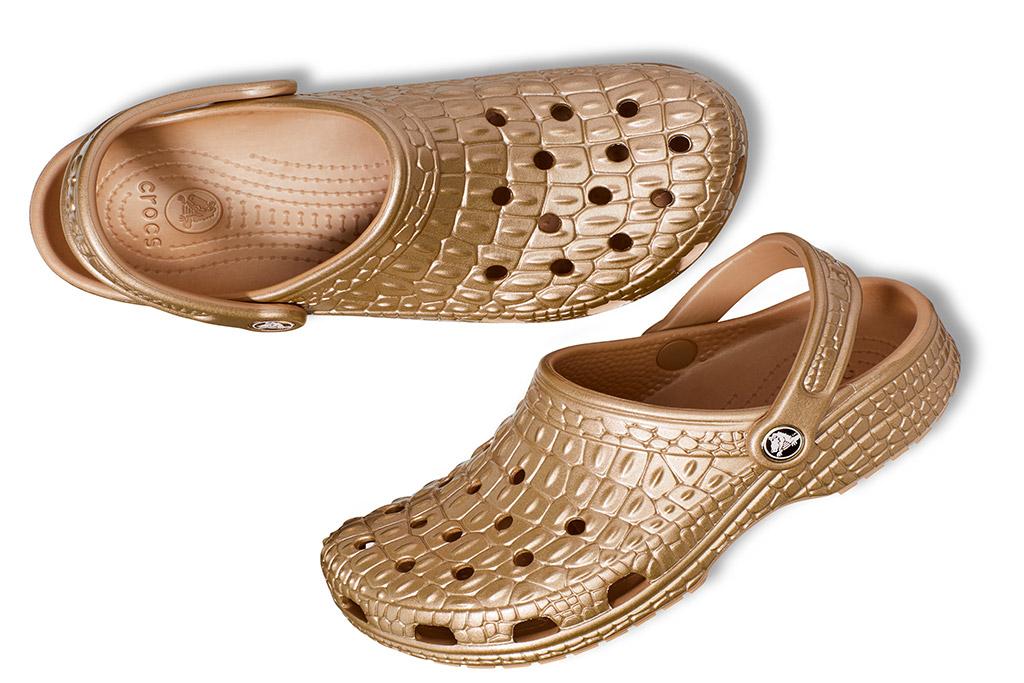 crocs vans