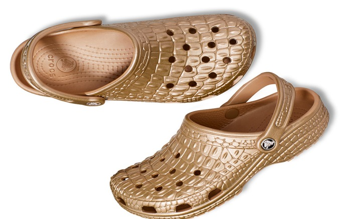 Crocskin Classic Clog