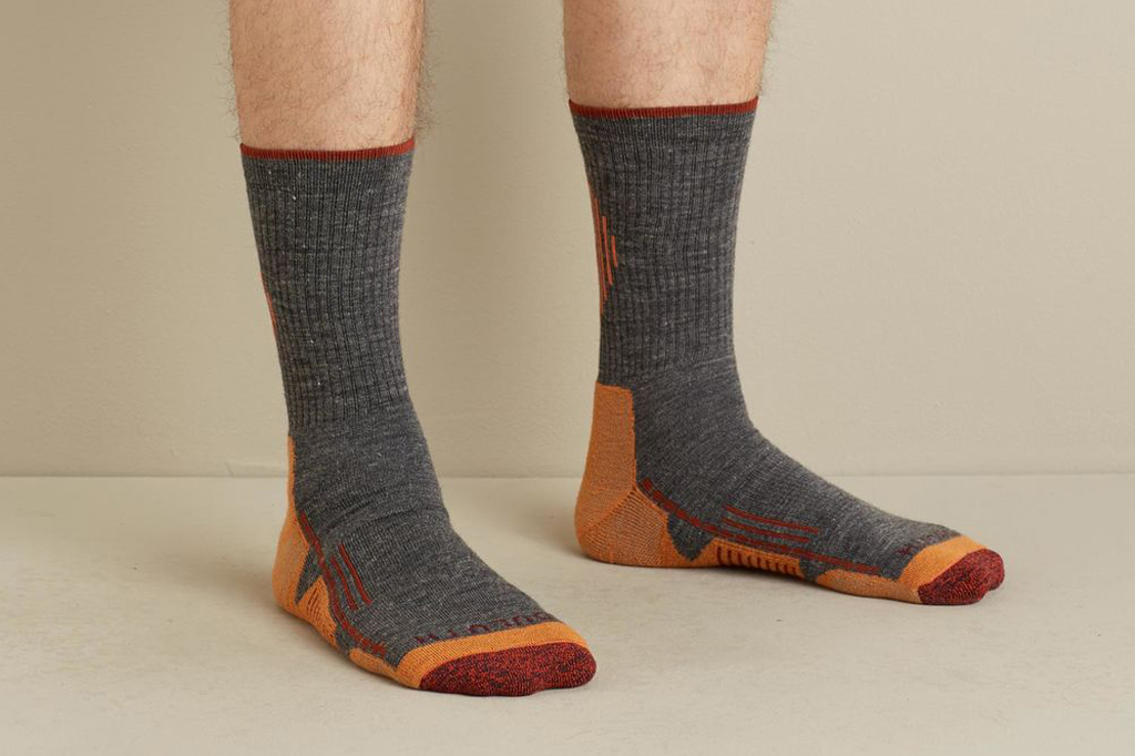 Duluth Trading Antibacterial Sock
