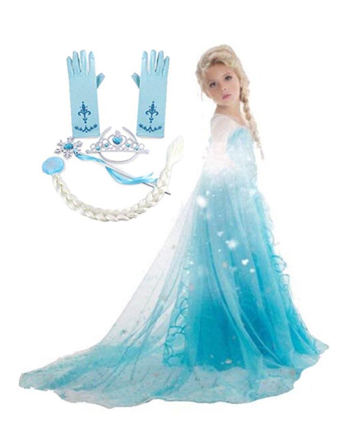 amazon kids frozen costume