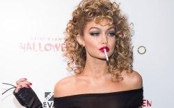 Gigi Hadid, halloween, costume, 2015
