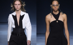 Givenchy's Clare Waight Keller debuts her