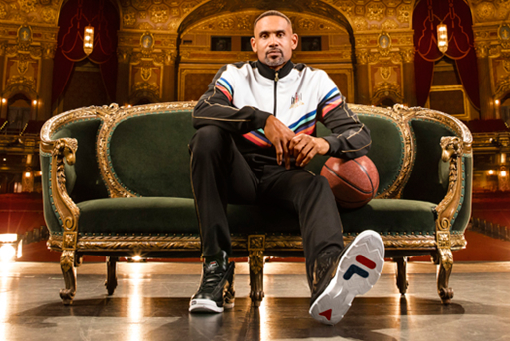 Fila Signs NBA Great Grant Hill to a