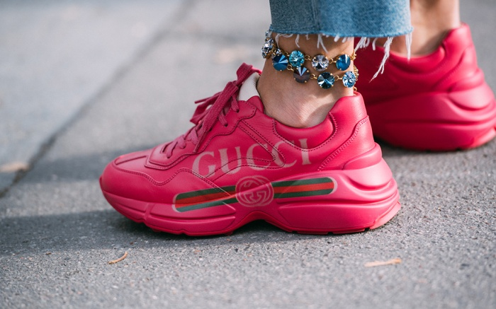 Gucci streetstyle