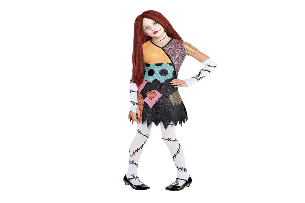 sally nightmare before christmas costume, popular halloween costumes, amazon halloween costumes