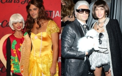 Best Celebrity Halloween Couples Costumes of