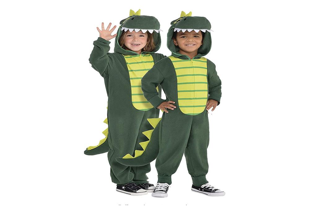 kids dinosaur costume, amazon halloween costume, popular halloween costumes