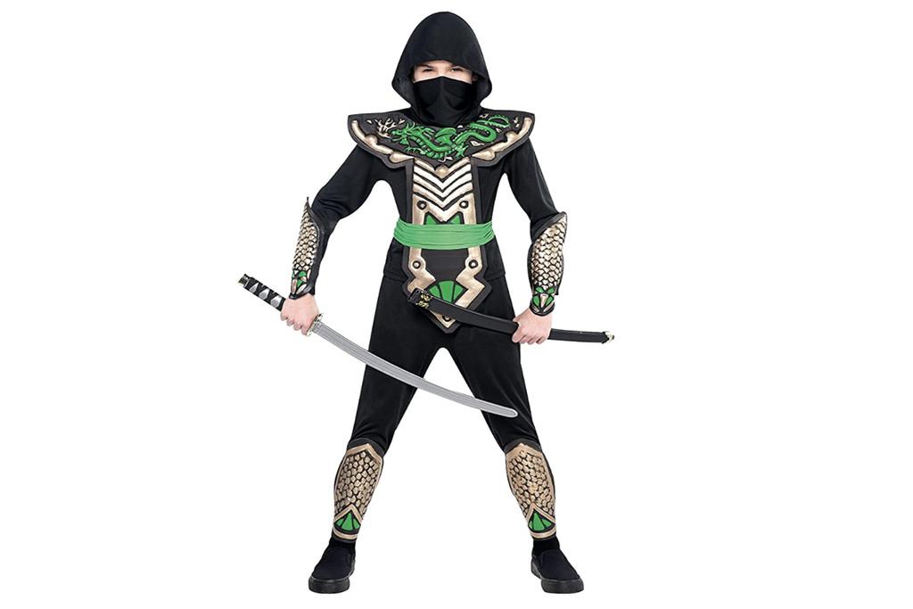 popular halloween costumes, ninja costume, amazon costumes