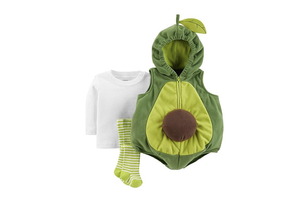 baby avocado costume, popular halloween costumes on amazon, halloween 2020 costumes