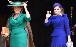 Duchess of York Sarah Ferguson and