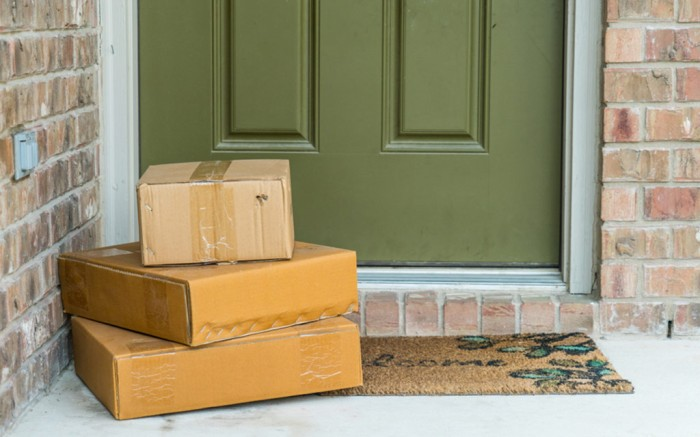 home delivery packages