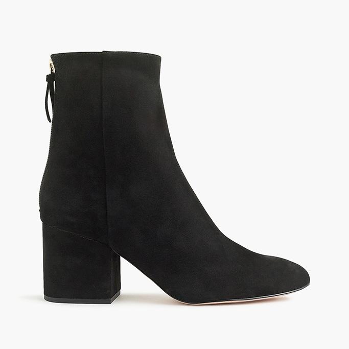 J. Crew's Sadie boot