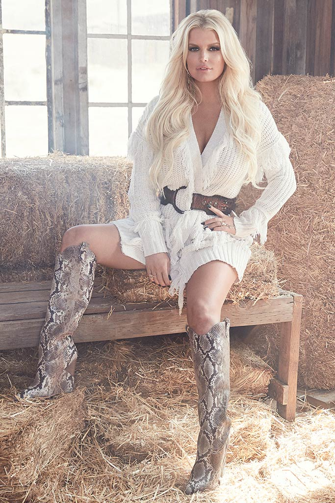 Jessica Simpson Collection fall