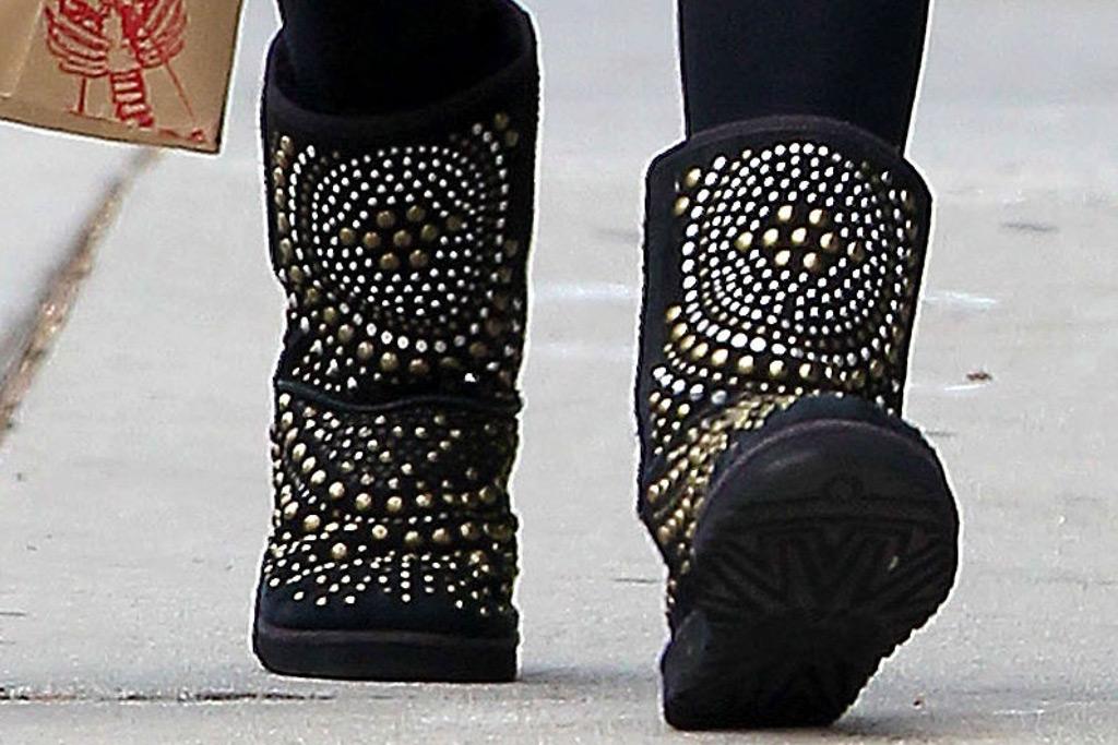Jimmy Choo, Ugg, boots