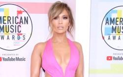 Jennifer LopezAmerican Music Awards, Arrivals, Los