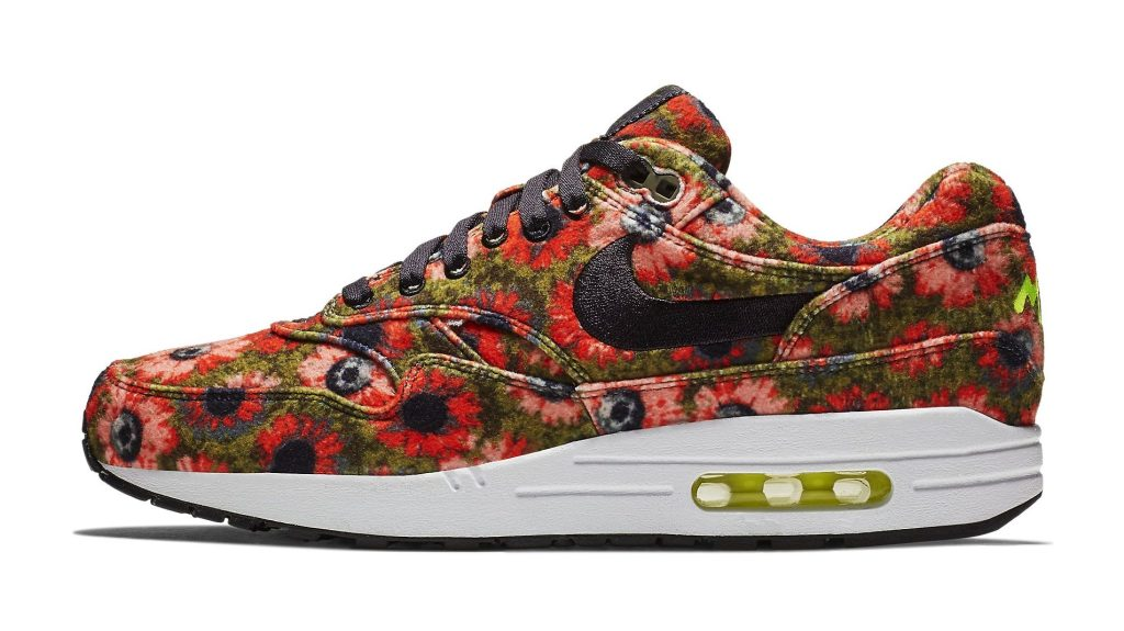 Nike Air Max 1 'Solar Daisy' lateral