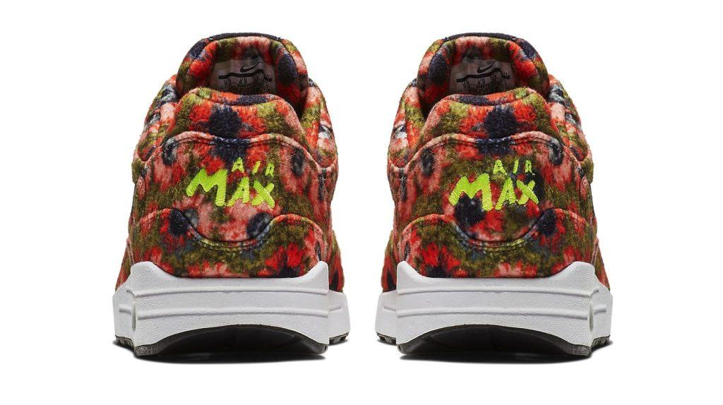 Nike Air Max 1 'Solar Daisy' heel